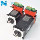 NEMA23 / 57mm del motor de pasos con el codificador y el controlador Controller