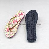 Женщин обувь Бич флоп опрокидывания