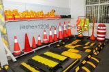 Grüner Verkehrs-Kegel des Jiachen Fabrik-Großverkauf-300mm