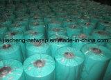 Involucro di agricoltura bianco/verde/pellicola di plastica nera dell'involucro del silaggio
