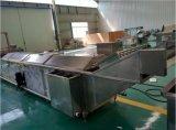 Microplaquetas de batata automáticas que fazem a máquina