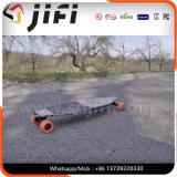 De elektrische Autoped van het Skateboard met Afstandsbediening in Openlucht