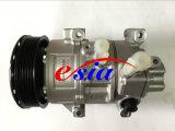 V5 6pk 132mmのための自動空気調節AC圧縮機