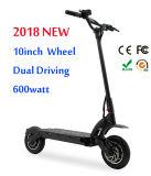 Scooter électrique des prix 2 pneu bon marché de roues de gros