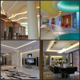 100-240 V 3528SMD LED de luz uniforme Strip Multi-Color/Hotel Decoración