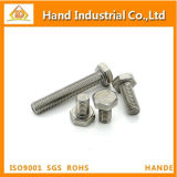 Hasilloy C4 High Hex Hex Bolt