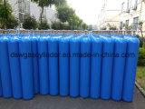 99,9% de remplissage de gaz N2o dans un cylindre de 40L
