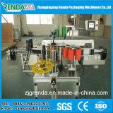 De aangepaste Machine van de Etikettering van de Sticker van de Container van de Drank