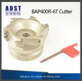 Taglierina del laminatoio di fronte di alta precisione Bap400r-6t per gli accessori della macchina di CNC