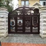 Portão de alumínio 6063 T6 para pátio e jardim