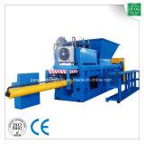 Machine de presse à balles horizontale horizontale SGS CE ISO horizontal