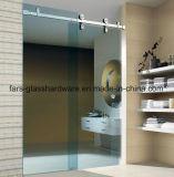 Hardware impostato per l'allegato scorrevole di vetro della doccia di Frameless (FS-011)