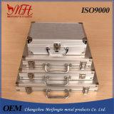 유럽과 미국 알루미늄 상자 모형에 수출하는