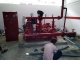 Marque du Pacifique Edj emballé Lutte contre les incendies de l'unité de pompe
