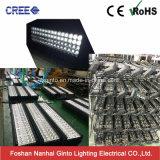 Barre d'éclairage LED de rangée de quarte