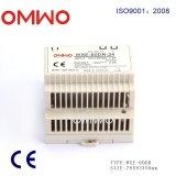 Электропитание рельса раковины Wxe-60dr-12 DIN ABS пластичное, электропитание 12V