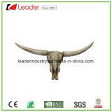 Standbeeld van de Stier van Polyresin het Hoofd Decoratieve voor de Decoratie van het Huis en van de Muur