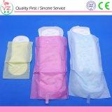 2017の女性使い捨て可能で快適な有機性綿の生理用ナプキンかパッド