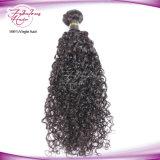 preço de fábrica Cor Natural 8-30polegadas Tecelagem de fio de cabelo encaracolado malaio virgem