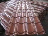 Gewölbtes Lowes Metalldach-Aluminiumblatt