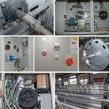 Drei Rollen (3000mm) industrielle Ironer Wäscherei-Bügelmaschine