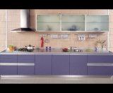 Muebles sin brazo de la cocina del diseño de la dimensión de una variable del shell