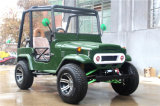 Gy6 Mini Jeep Willys con 150cc, 200cc, 300cc Motor opcional