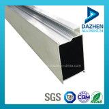 Nuevo diseño de ventana de la puerta Perfil de aluminio para el mercado de Filipinas