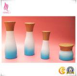 Bottiglia di vetro l'estetica del coperchio