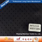 Qualitäts-Polyester-Schaftmaschine-Gewebe für Kleid-Futter Jt118