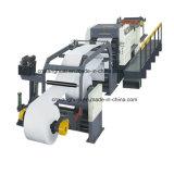 Machine rapide de recouvrement et de découpage pour le papier de roulis 4