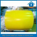 Vorgestrichene galvanisierte kaltgewalzte Stahl-Ringe für Baumaterialien (PPGI/PPGL)