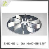 Linha central 5 feito-à-medida fazer à máquina de alumínio