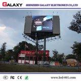 Afficheur LED extérieur imperméable à l'eau/écran/panneau-réclame/signe/panneau de RVB P10 pour la publicité