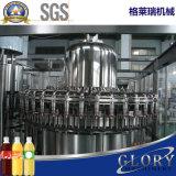 Compléter la chaîne de production remplissante de jus de mangue