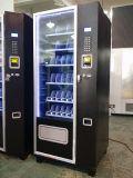 Máquina de venta combinada delantera del vidrio medio (KM004)