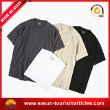 Nachtschlaf-Hemd-Shirt-Muffen-Mann-Masse-Großverkauf-Weiß-T-Shirt