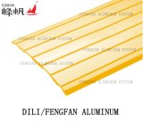 Baseboard разъема уравновешивания плитки Alumaiam до врозь между 2 справляясь
