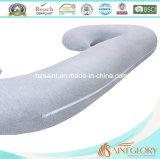 편리한 임신 모성 가득 차있는 바디 베개