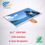 10.1 (RGB) Duim 1024 X600 40 de Monitor van de Speld TFT LCD