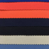 Tissu fonctionnel à retardement de flamme, Type de serrage QC Inspection Safety Fr Fabric