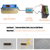 Piccola macchina autoalimentata solare di Hatcher della mini incubatrice automatica delle 48 uova
