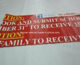 la pubblicità esterna di alta risoluzione 13oz Ostruisce-fuori la bandiera del vinile (SS-VB108)