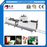 Machine de laminage automatique à couteaux à rouleaux pour pellicules PVC PVC
