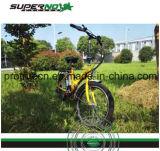 Pedal de liga de Al de alta qualidade com bicicleta eléctrica de refletor