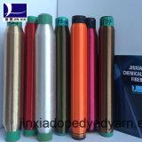 Monofilamento teñido droga 50d/2f de los hilados de polyester