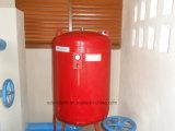 水ハンマーの保護タンク