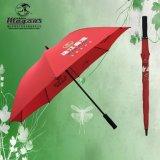 Fibra de vidro cheia que anuncia o guarda-chuva do golfe