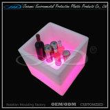 Godet à glace à vin LED coloré rechargeable pour stockage de bière