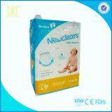 Couche-culotte remplaçable de couche de bébé de soin de bébé de bonne qualité avec la bonne absorptivité